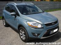 Ford Kuga 2.5 DURATEC I5 200KM