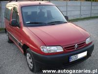 Citroen Berlingo 1.4 75KM ( I gen )
