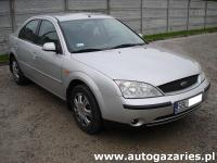 Ford Mondeo 2.0 Duratec 145KM ( III gen. )