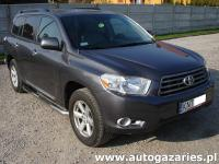 Toyota Highlander II 3.5 V6 273KM - video