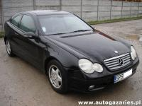 Mercedes C200 Coupe 2.0 Kompressor 163KM W203