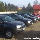 VW UP! 1.0 & VW Polo 1.4 & Dacia Duster 1.6 zd.2