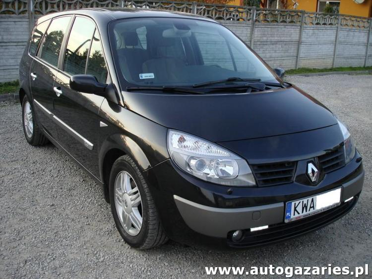 2003 renault grand scenic related infomation specifications weili automotive network. Black Bedroom Furniture Sets. Home Design Ideas
