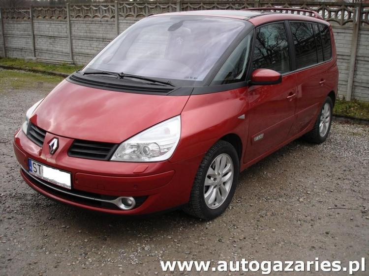renault grand espace iv 2 0 dci 175 privilege. Black Bedroom Furniture Sets. Home Design Ideas